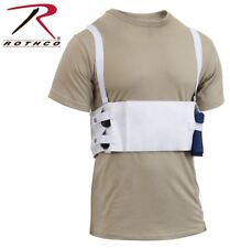 Rothco's Deep Concealment Concealed Carry Chest Holster W/ Double Mag Pouch 1098