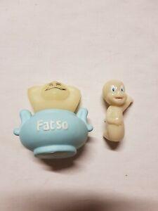 Casper Toy Lot - 1997 1995 Fatso U.C.S. Amblin Harvey Glow In The Dark  Figure