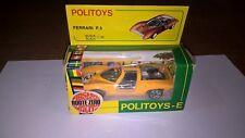 Politoys Serie Export 2a serie art.E566 Ferrari P5 con scatola originale del1968