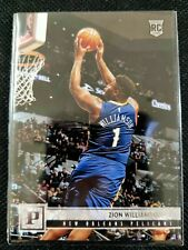Zion Williamson 2019-20 Panini Chronicles RC Rookie Basketball Pelicans SP #120