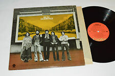 BEAU DOMMAGE Self Titled LP 1974 French Quebec Rock Album Vinyl Canada G+/VG