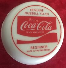 Coca Cola Yoyo Vintage Beginner Russell Coke Yo-yo