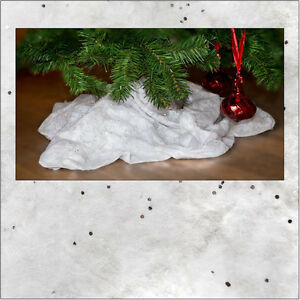 Kunstschneedecke zur weihnachtlichen Dekoration,90 x 240 cm,Kunstschnee,Deko,NEU