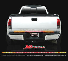 "RECON 49"" EXTREME SCANNING AMBER, RED, & WHITE LED TAILGATE BAR PART# 26415X"