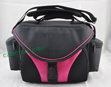 vecolo pink style Photo camera bag case for Nikon D90 D5200 D3200 D7000 D7100