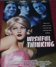 Cinema Poster: WISHFUL THINKING 1997 (One Sheet) Drew Barrymore