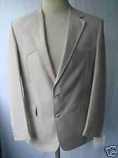 40R 32W New Mens Western Wear Suit Bone Swedish Knit