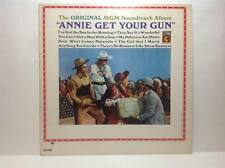 THE ORIGINAL M-G-M movie soundtrack ANNIE GET YOUR GUN Metro M-548 MINT!