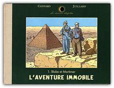 Livre JUILLARD 1998 Dargaud Blake et Mortimer L'aventure immobile  20x26.5