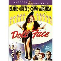 Doll Face (DVD, 2008) New