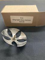 Erie Sight Glass Spinner
