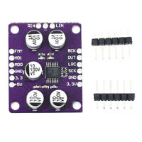 PCM1808 24Bit Amplifier Audio Stereo ADC Single-End Analog Player Decoder Board