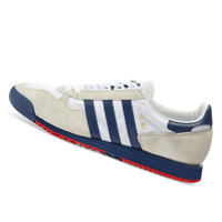 ADIDAS MENS Shoes SL 80 OG - White, Indigo & Grey - FV4417