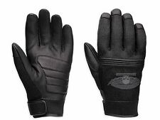 Harley Davidson Willie G Winged Skull Motorcycle Gloves Sz XL X-Large 98278-14VM