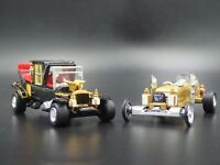 THE MUNSTERS KOACH & DRAGULA BARRIS LEGACY SET RARE 1:64 SCALE DIECAST MODEL CAR