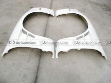 EPR FRP BN-Sports +25mm Front Fender Cover Plates Kit For 89-94 Nissan 180SX S13