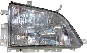 New Passenger Side Headlight FOR 2000-2020 Hino 195 155 300 Narrow Cabin