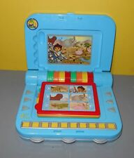 Working 2007 Fisher-Price Diego's Animal Discovery Laptop w/ Many Sounds L2479