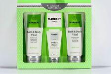 Marbert Bath&Body Vital Körperpflegeset NEU OVP