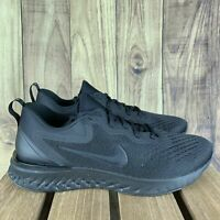 Nike Odyssey React Triple Black Men's Running Shoes AO9819 010 MULTI SIZE *