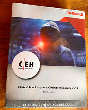 CEH v10 Ethical Hacking, and Countermeasures Courseware and Lab Manual.PRINTED