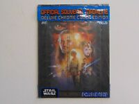 STAR WARS EPISODE I SPECIAL  PROGRAM CHROME COVER SEALED WITH CARD  GM1146