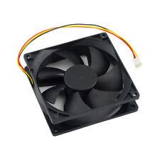 12V 3-Pin 9cm 90 x 25mm 90mm CPU Heat Sinks Cooler Fan DC Cooling Fan 65 CFM BU