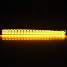 2Pcs Car DRL LED Daytime Running Lights 42 LED Chips Turn Signal Indicator Light