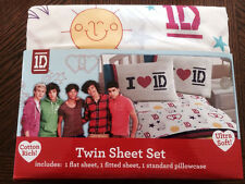One Direction Twin Sheet Sets and Pillowcase. Brand New.