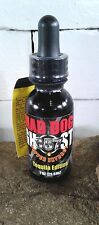 Mad Dog 357 Ghost Pepper Extract Tequila Edition 1 oz  Hot Sauce.