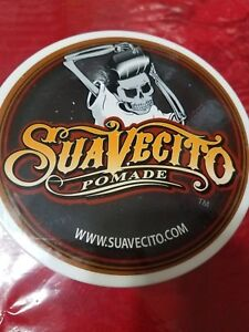 Suavecito Pomade Jumbo Size Net wt 32 oz Water Soluble Made USA 100% Original