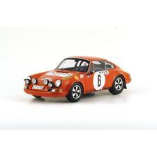 Spark 1970 Porsche 911 S #6 Winner Monte Carlo Rally 1:18*New Item!
