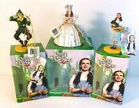 Westland Giftware The Wizard of Oz Mini Figures Dorothy, Scarecrow & Glinda New
