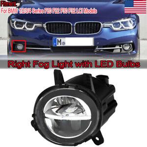 For BMW F20 F30 F22 F32 320i 328i 335i 116i Front Right Side LED Fog Lamp Light