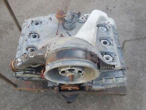 PORSCHE 914 6 ENGINE LONG BLOCK CASE 901/38 6405555 914/6 NUMBER