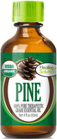 Organic Pine Essential Oil (100% Pure - USDA Certified Organic)