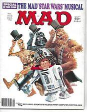 Mad  #203  Star Wars
