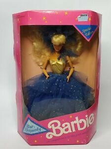 1991 BLUE RHAPSODY BARBIE 1364 ORIGINAL BOX UNOPENED SPECIAL EDITION