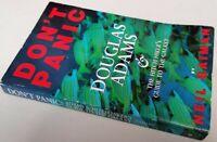 BOOK - Don't Panic Douglas Adams & The Hitch-Hiker's... By Neil Gaiman PB 1993