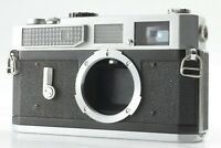 【EXC+++++】 Canon Model 7 35mm Rangefinder Manual MF Film Camera Body Japan 1630