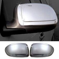 For 1999-2006 Chevy Silverado / GMC Sierra Chrome Side Mirror Covers Overlay