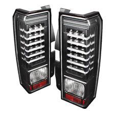 Xtune for Hummer H3 06-09 ( Non H3T ) LED Tail Lights Black ALT-ON-HH306-LED-BK