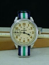 Kirovskie 1GChZ COMMANDER RKKA 2-Q49 Military  men soviet watch