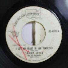 Jazz 45 Sammt Spl - Image Not Legible / Baltimore Washington Shout On London Ser