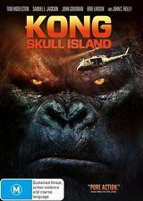 Kong - Skull Island (DVD, 2017)