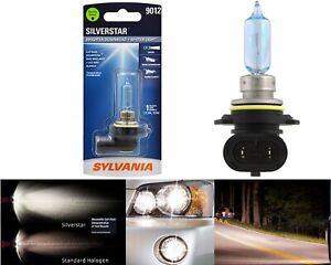 Sylvania Silverstar 9012 HIR2 55W One Bulb Head Light Dual Beam Replacement OE