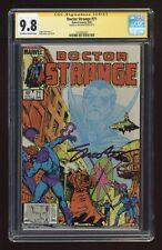 Doctor Strange #69 CGC 9.8 SS 1985 1316583029