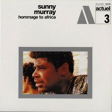 SUNNY MURRAY Hommage to Africa BYG ACTUEL RECORDS Sealed Vinyl Record LP