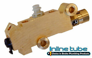 1976-86 Ford F150 F250 F350 Truck Disc Drum Brake Line Proportioning Valve Combo