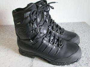 Meindl Bergstiefel Goretex BW Kampfstiefel Trekking Stiefel UK 9 Gr.43
